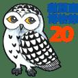 貓頭鷹.博物館 20 - 中文版