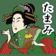 【たまみ】浮世絵すたんぷ2