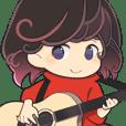 アクティブなシンガーソングライターSea