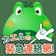 カエルの緊急連絡網!(日本語版)