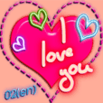 I LOVE YOU. 02(en)