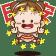 櫻花可可亞-起手式貼圖