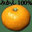 Mandarin Orange 100%