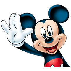 Mickey Mouse: Lovely Smile – LINE stickers | LINE STORE