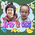Iris&Riki