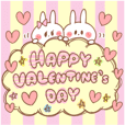 Happy Valentine`s day USAGI