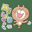 Kumao's Sticker