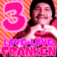 LOVE-LOVE FRANKEN 3rd