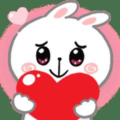 N9: CHEER Rabbit Animated 2