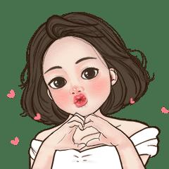 Milkie Miki Animated