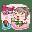 Wing Chun Girl's Sweet Time
