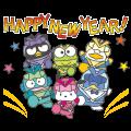 HAPIDANBUI 新年動態貼圖