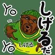 Shigeru is cool
