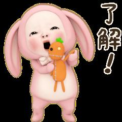 兔毛巾 日常生活篇