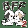 【大きめ文字】シーズー犬(英語)Vol.2