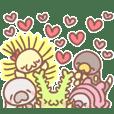 Cute Caterpillars #4: I love you!