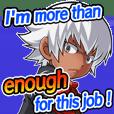 KOF Chibi Characters (NESTS Saga)
