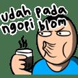 Si Jon anak kopi : Diem-Diem Bae