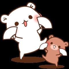 Gesukuma Small Animated Stickers