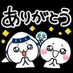shiromaru & ANA Soracchi
