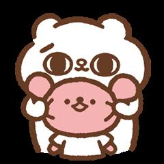 SONG SONG MEOW × Āo Āo BEAR