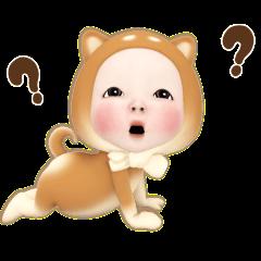 狗毛巾 日常生活篇