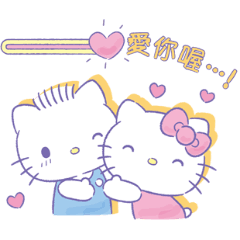 怦然心動♡Hello Kitty