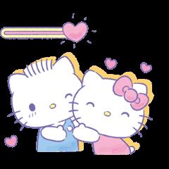 Romantic Hello Kitty
