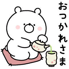 N organic×Girly Bear