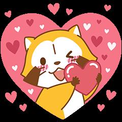 小浣熊(LOVE篇)