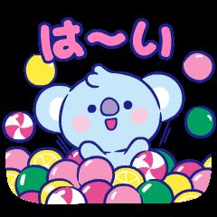 UNIVERSTAR BT21: Jelly Candy