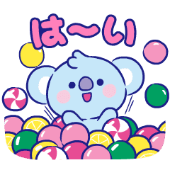 UNIVERSTAR BT21: Jelly Candy