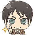 Attack on Titan Chibi Ver.