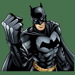 Batman Line Stickers Line Store
