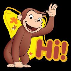 「好奇猴喬治」驚喜每一天!