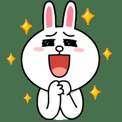 LINE卡通明星(動來動去篇)