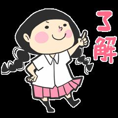 少女心Q劇場(可愛登場)