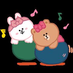 楽しい日常♪BROWN&FRIENDS