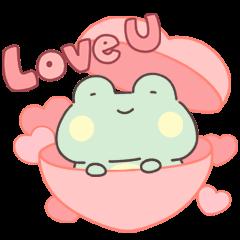 Lazynfatty - GuaGua Frog Love