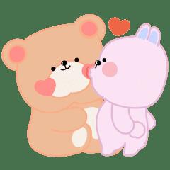 Pana Bear and Friends!