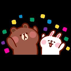 Kanahei × BROWN & FRIENDS