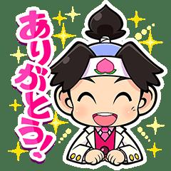 Momotaro Dentetsu Sound Stickers