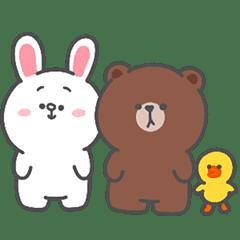 BROWN & FRIENDS × Smaisiam