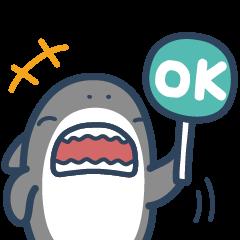 Brand Commerce × Mr.shark free sticker
