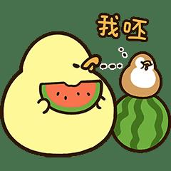 吃貨雞仔-夏日篇