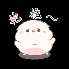 可愛小胖豬-肉多實在篇
