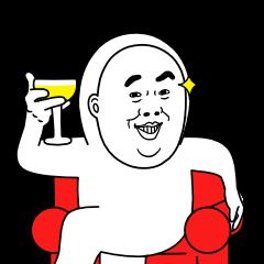 大汗先生 3