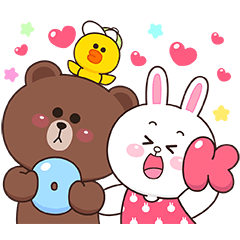 Boobib × BROWN & FRIENDS