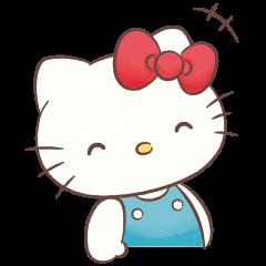 Sticker Day: Hello Kitty