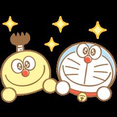 สติ๊กเกอร์ไลน์ Doraemon and the F. Characters Stickers